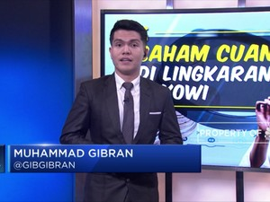 Saham Cuan Di Lingkaran Jokowi