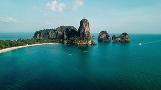 Krabi, Destinasi Alternatif untuk Menjauhi Keriuhan Phuket