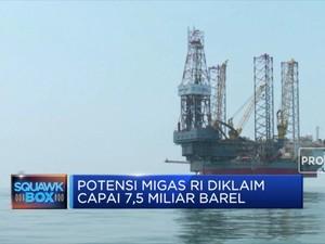Sssttt...Indonesia Ternyata Miliki Cadangan Migas Besar