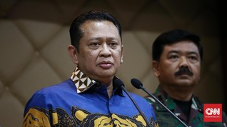 Ketua MPR Berharap Pertahanan di Bawah Prabowo Disegani Dunia