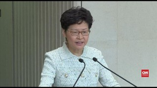 VIDEO: Pimpinan Hong Kong Bantah Tuduhan Senator AS