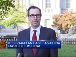 Hati-Hati, Kesepakatan AS-China Masih Belum Final