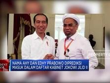 Oposisi Merapat Ke Koalisi Jokowi?