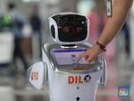 Ngeri! Covid-19 Percepat Tren Tenaga Orang akan Diganti Robot