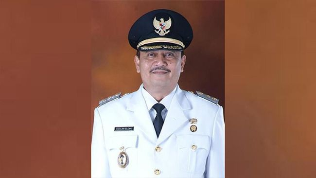 Wali Kota Medan Dzulmi Eldin, Eks Sekda Berharta Rp20 Miliar