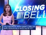 Pengembangan Smelter, Vale Indonesia Gandeng Jepang & China