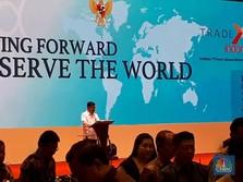 Gegara Corona, Trade Expo 2020 Resmi Ditunda