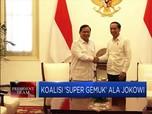 Koalisi Super 'Gemuk' Ala Jokowi