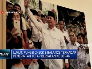 Gerindra akan Berkoalisi dengan Pemerintah Presiden Jokowi