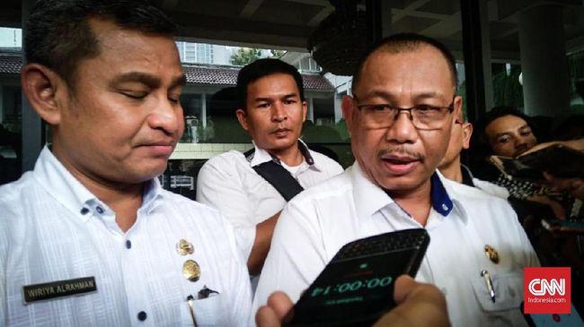 Pesaing Mantu Jokowi di Pilwalkot Medan Marah di Pengadilan
