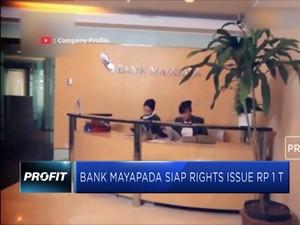 Bank Mayapada Incar Rp 1 Triliun dari Rights Issue