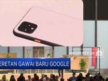 Tak Mau Kalah, Google Rilis Gadget Terbaru