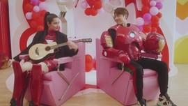 Stephanie Poetri Ajak Jackson Wang GOT7 di I Love You 3000 II