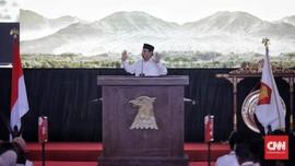 Di Depan Kader Gerindra, Prabowo Ungkap 3 Sikap Politik