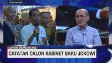 VIDEO: Ini Menteri Jokowi yang Tak Layak Dilanjutkan