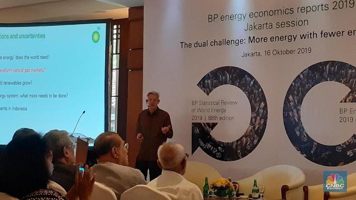 BP Outlook 2019 memproyeksi kebutuhan RI akan batu bara masih tinggi sampai beberapa tahun mendatang