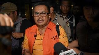 KPK Perpanjang Masa Tahanan Bupati Indramayu Nonaktif Supendi