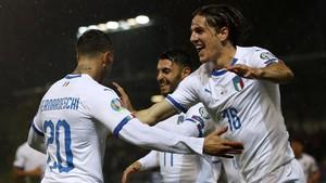 FOTO: Era Baru Timnas Italia di Bawah Mancini