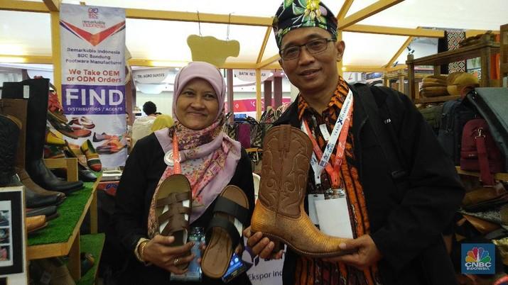 Sebanyak 1.497 perusahaan meramaikan Trade Expo Indonesia (TEI) 2019 di ICE BSD, Tangerang.