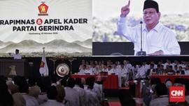 Kader Gerindra Sepakat dengan 3 Sikap Politik Prabowo