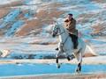 VIDEO: Kim Jong-un Berkuda ke Gunung Keramat di Korut