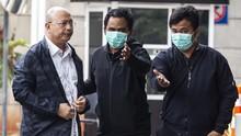 KPK Tahan Wali Kota Medan Dzulmi Eldin