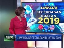 Ini Dia Jawara Kecerdasan Buatan 2019