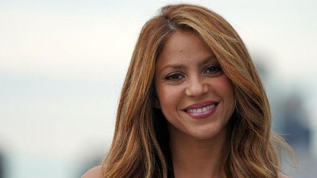 Shakira Ingin Bawa Budaya Latin di Konser Super Bowl