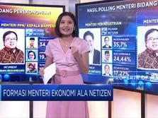 Pak Jokowi, Ini Kabinet Menteri Pilihan Rakyat
