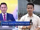 Trade Expo Indonesia 2019 Resmi Dimulai
