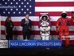 NASA Luncurkan Spacesuits Baru