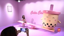 VIDEO: Pameran Boba 'Instagramable' di Singapura