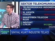 Indosat Jual Tower & Palapa Ring Jadi Sentimen Emiten Telko