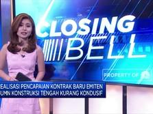 Target Kontrak Emiten Konstruksi BUMN Dipangkas