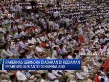Gerindra Gelar Rapat Kerja Nasional