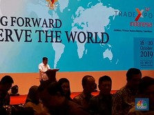 Buka Trade Expo, JK Sampaikan Pesan Perpisahan
