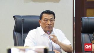 Moeldoko Respons Elsam: Seolah-olah Zamannya Pak Jokowi Keras