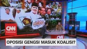 VIDEO: Gerindra Belum Putuskan Oposisi Atau Koalisi