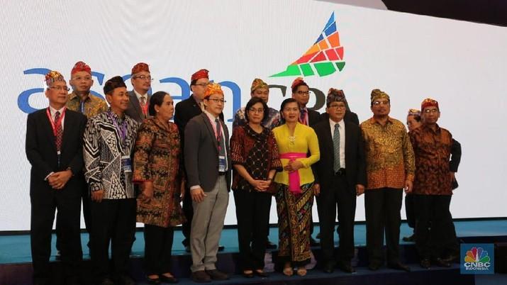 Menteri Keuangan Sri Mulyani Indrawati masih optimistis pertumbuhan ekonomi Indonesia di 2019 di atas 5%.