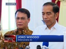 Jokowi Pastikan ada Wajah Baru di Kabinet Kerja 2.0