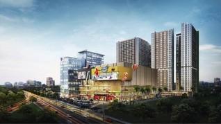 Selangkah ke LRT & BRT, Hunian Ini Jadi The Real TOD City