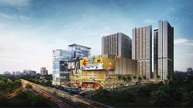 Hunian Transpark Juanda Bekasi Jadi The Real TOD City