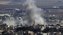 Rudal Rusia Hantam Kamp Bersalin Pengungsi Suriah, 21 Tewas