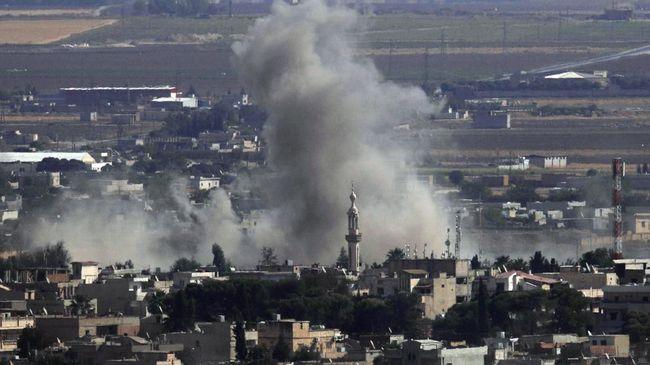 AS Desak Suriah dan Rusia Hentikan Serangan ke Rakyat Sipil