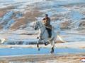 Kim Jong-un Tunggang Kuda Putih dan Spekulasi Serangan Korut