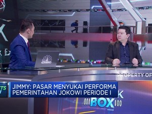 Pasar Harap Kinerja Kabinet Jokowi 2.0 Bisa Ngegas