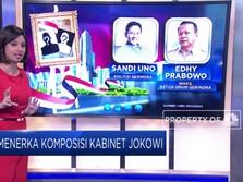 Menerka Komposisi Kabinet Jokowi Jilid II