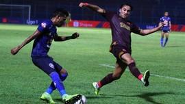 Hasil Liga 1 2019: PSM Makassar Kalahkan Arema 6-2