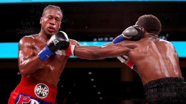 Empat Hari Usai Kalah KO, Petinju AS Meninggal