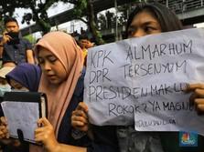 Mahasiswa Demo Lagi Hari Ini, Polisi Siapkan 9000 Personil
